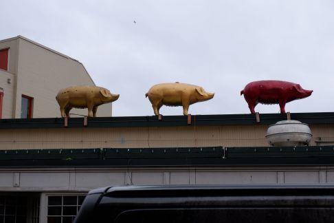 """""""Je fais de la bouillie pour mes petits cochons, pour un, pour deux, pour trois..."""""""