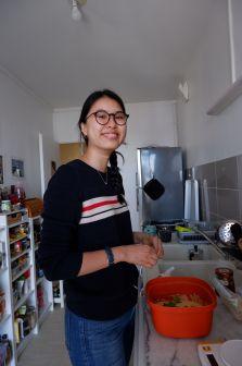 Qui dit Ariane à la maison, dit on cuisine.