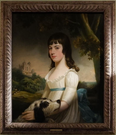 "William Owen, ""Margaret Maskelyne (1785-1858)"", 1795-1798."