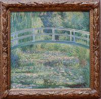 """Claude Monet, """"Le Bassin aux Nymphéas"""", 1899. Comme d'habitude, Monet met tout le monde d'accord."""