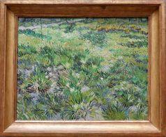 """Vincent Van Gogh, """"Hautes herbes et papillons"""", 1890. Pour après-midi bucoliques et insouciants."""