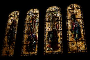 Dans la cathédrale de Saint-Malo (2)