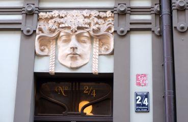 Oubliez le Quai 9 3/4, la rue 2/4 c'est plus classe.