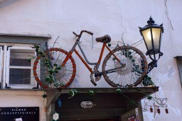 Pour que le vélo n'ait pas froid l'hiver.