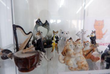Une collection de miniature qui vous mettra la bande originale des Aristochats en tête.