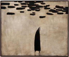 """Andrey Zadorin, """"Traveller"""", 1990. C'est une image du voyageur qui me parle beaucoup."""