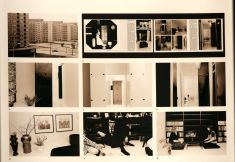"""Tonis Vint (1942). Il s'agit d'une série de photographies d'un appartement que je trouve particulièrement """"japonais"""". Je n'ai pas d'aperçu des couleurs, mais l'intérieur semble... serein."""
