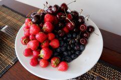 Fruits rouges locaux !