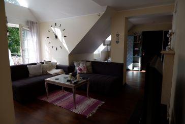 """Notre appartement à Kuressaare """"qu'il est bien pour y vivre""""."""