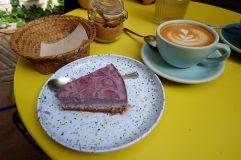 Encore une fois au Bluebell Coffee