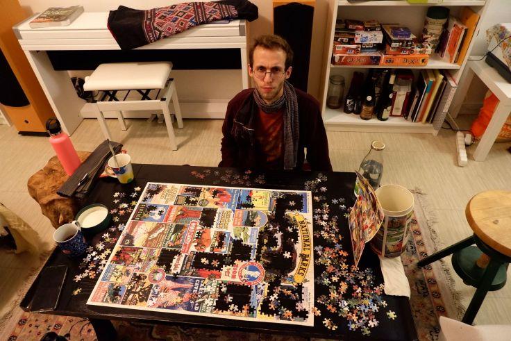 ryan et un puzzle
