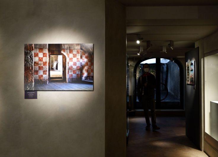 Ryan toujours dans le musée Barbier-Mueller