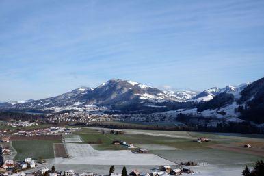 Je retiens surtout qu'au pied de la montagne, il y a une chocolaterie quelque part !