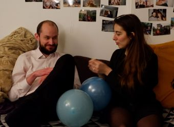 Mathieu et Sarah