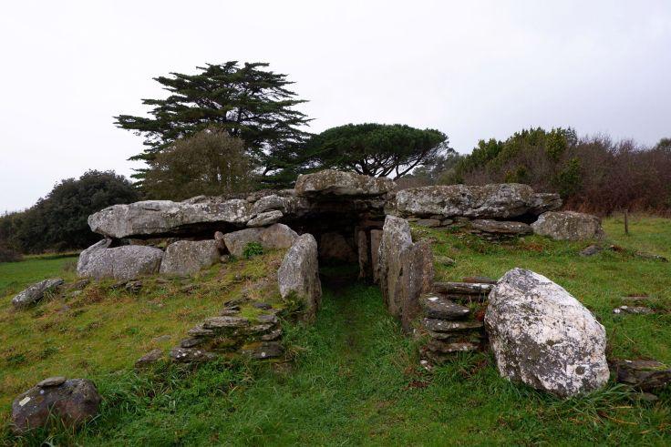 le dolmen de la Joselière